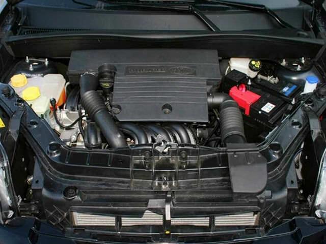 Установка газового оборудования на Форд Фьюжн