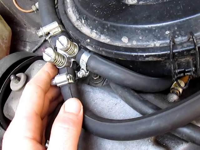 Установка ГБО на автомобиль с карбюраторным двигателем