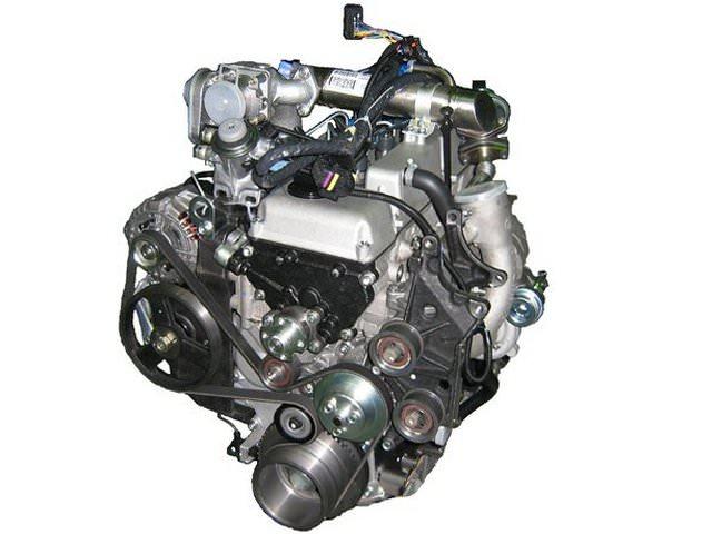 Двигатель ЗМЗ-51432 для автомобилей УАЗ Патриот