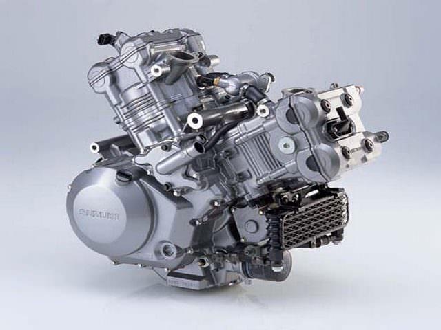 Роторный дизельный двигатель Сузуки