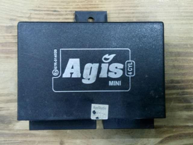 Электронный блок управления для ГБО фирмы Агис