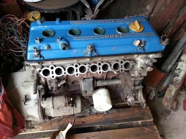 Двигатель ЗМЗ 406 инжекторный